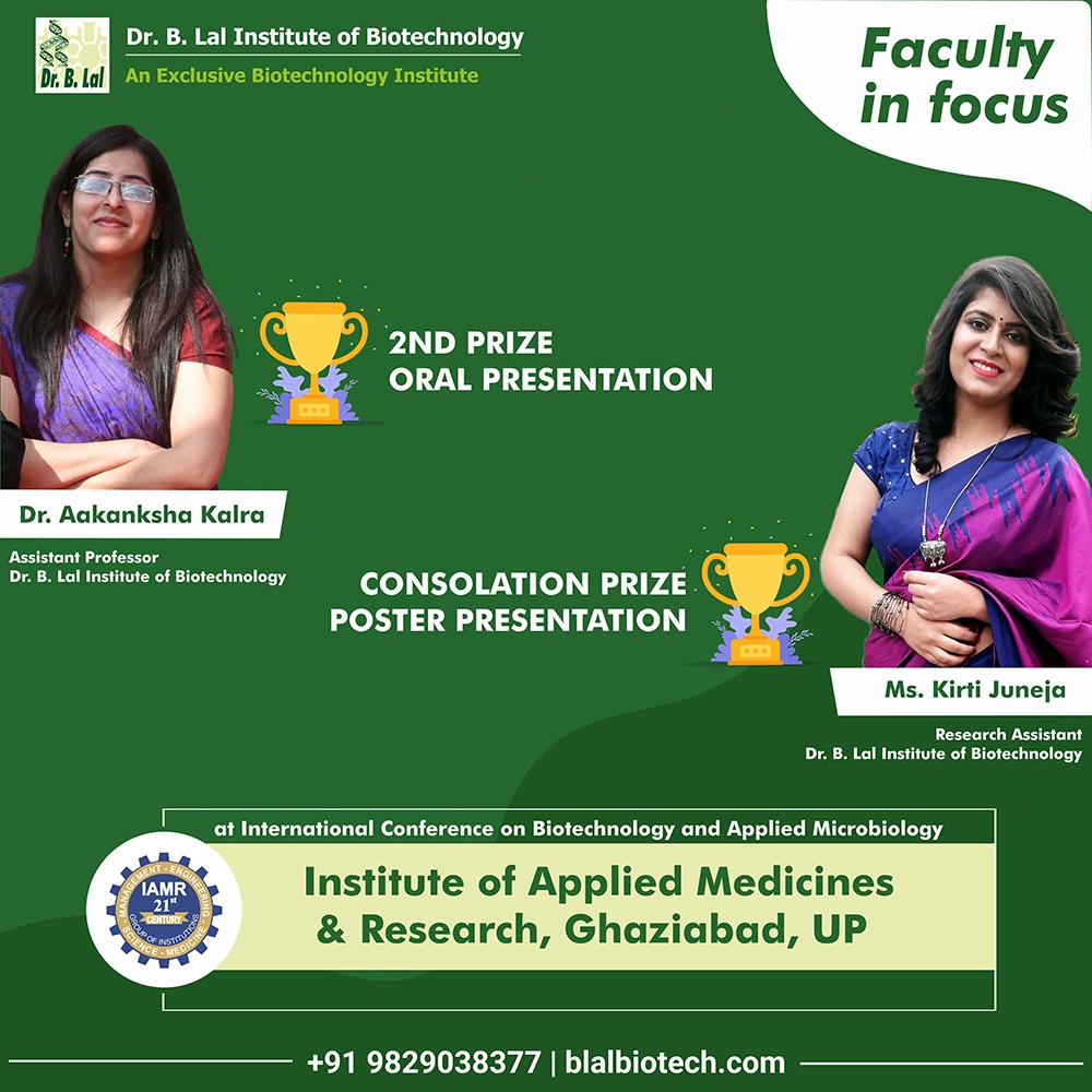 Faculty In Focus | Dr. Aakanksha Kalra & Ms. Kirti Juneja