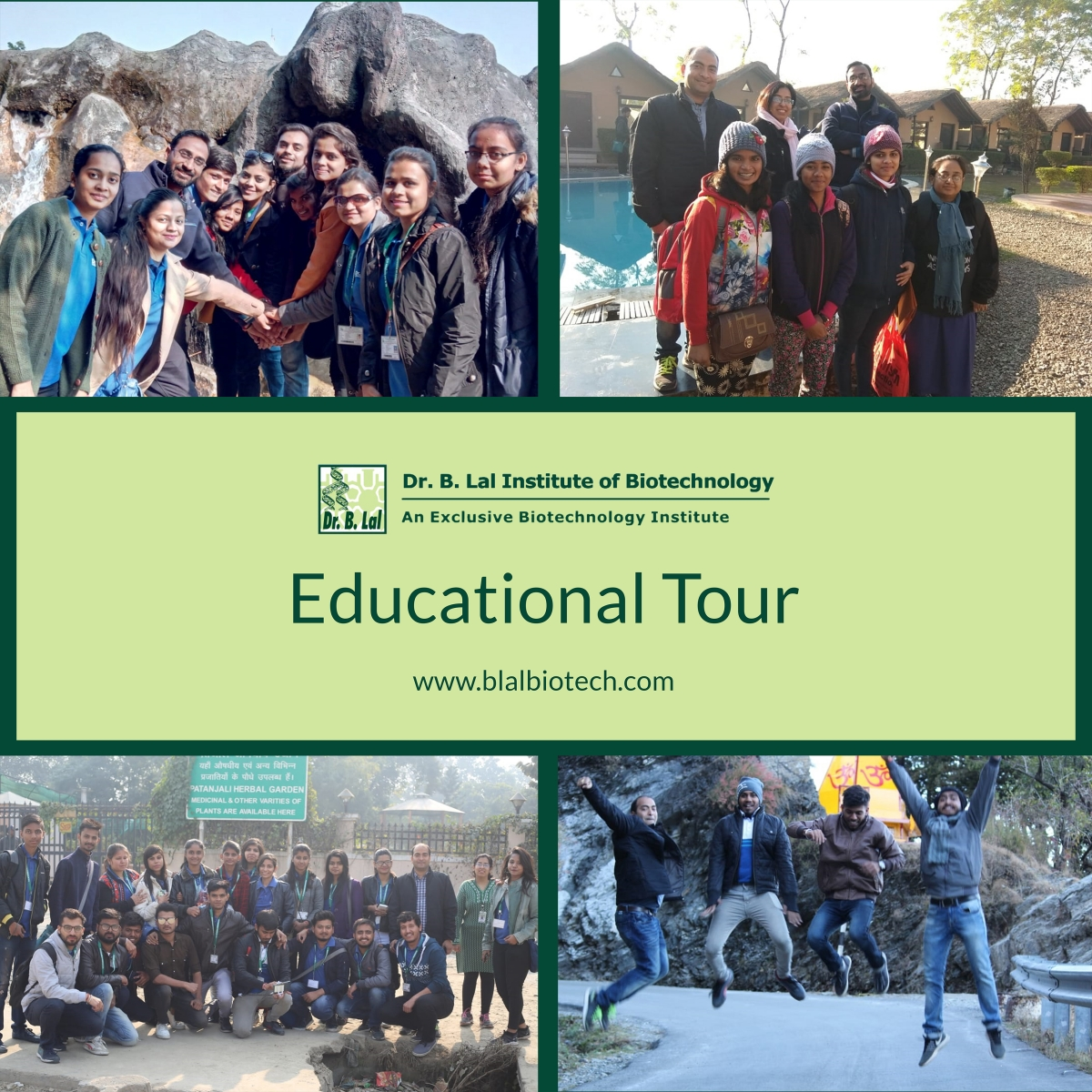 Educational Tour 2019