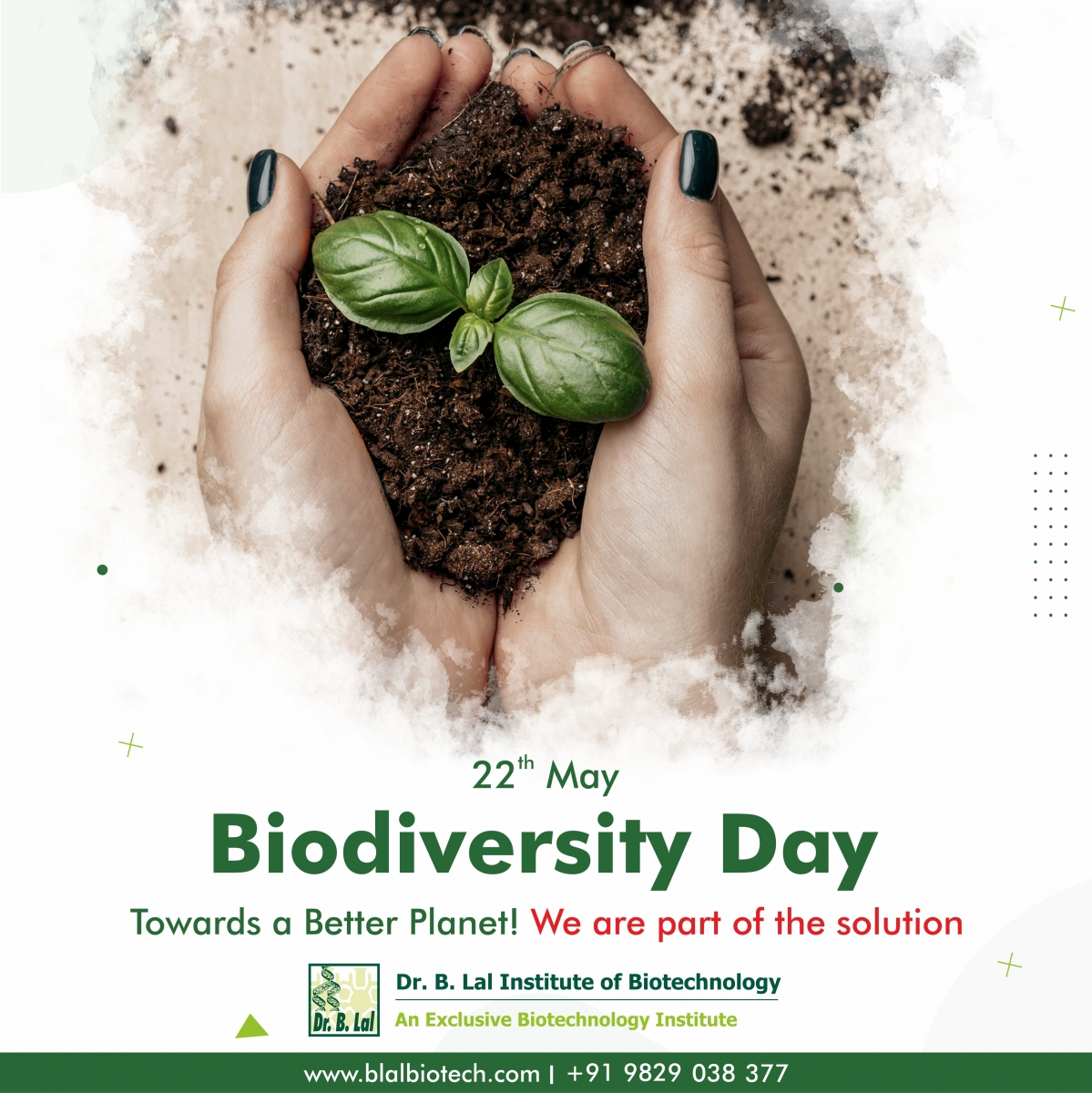 Happy International Day for Biological Diversity