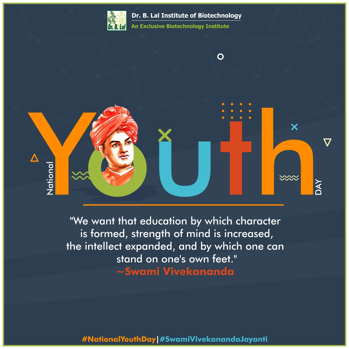 Happy National Youth Day!